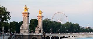 Image of Pont Alexandre III. paris07 paris07palaisbourbon îledefrance flickr france îledefrance fr