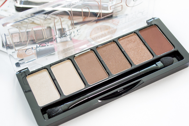 Catrice Blogger Event 2015, Catrice Neuheiten Herbst/Winter 2015, Catrice Absolute Chocolate Nudes Eyeshadow Palette