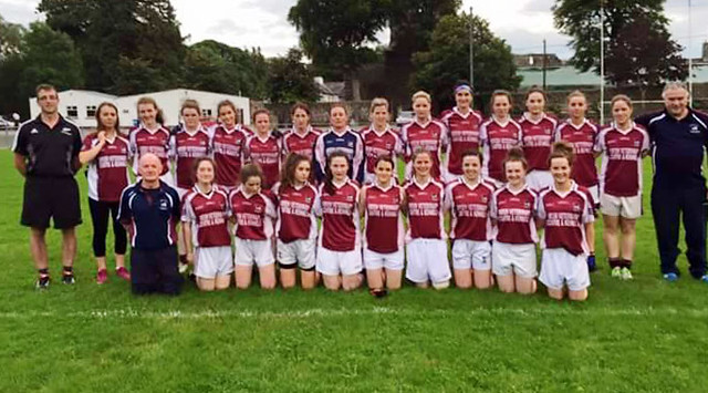 Green Street Veterinary Intermediate Ladies Team