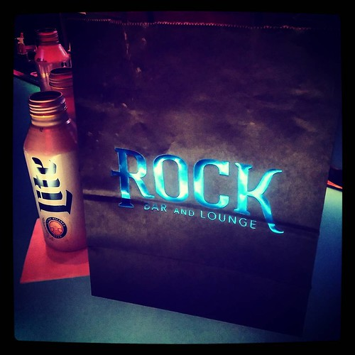Rock Bar @horseshoecincy. #FridayNight