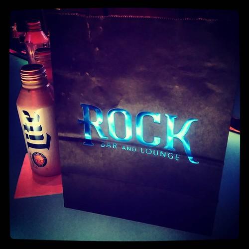 Rock Bar @horseshoecincy. #FridayNight