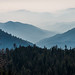 """Blue Mountain Pano"" by Patti Deters"