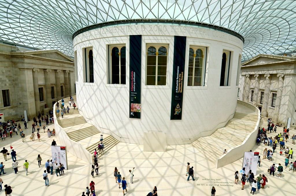 The British Museum (explored)