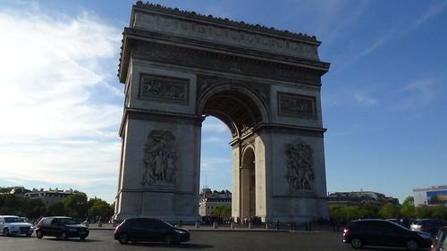 Paris Arc de Triomphe Aug 15 (1)