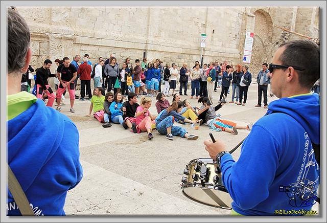 Briviesca en Fiestas 2.015 Segundo encierro Sopas de ajo y encierro infantil (18)