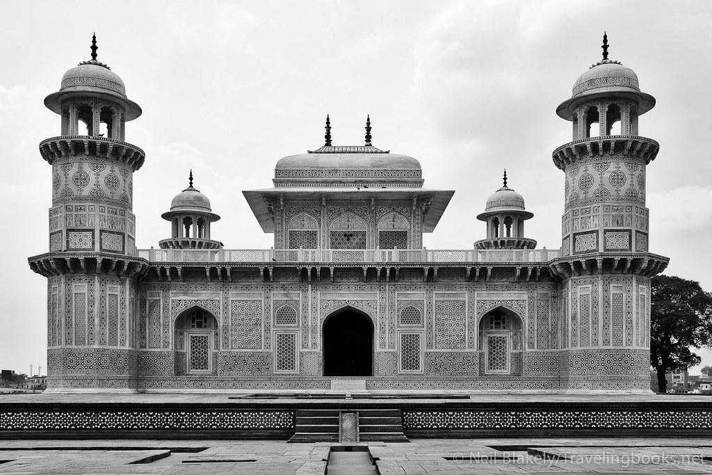 'Baby Taj', Agra