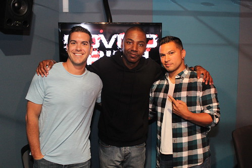 Jerrod Carmichael returns to the Covino & Rich Show