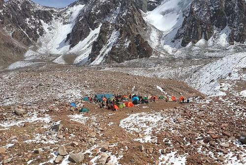 Альпиниада на пик Молодежный (4147 м) (25)