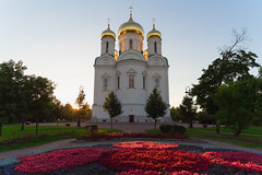 St. Catherine's cathedral in Pushkin