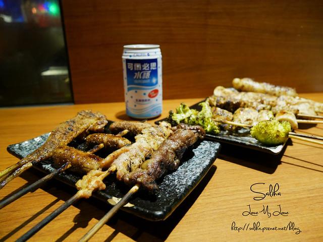 台北居酒屋中山區柒-串燒屋 (9)