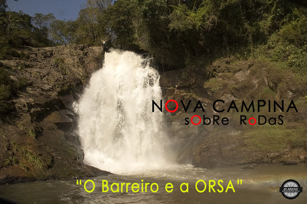 CACHOEIRA DO BARREIRO – NOVA CAMPINA