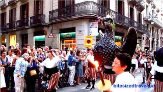 Aliga Barcelona La Merce