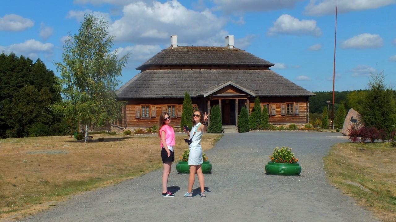 Музей Костюшки, Коссово, Беларусь
