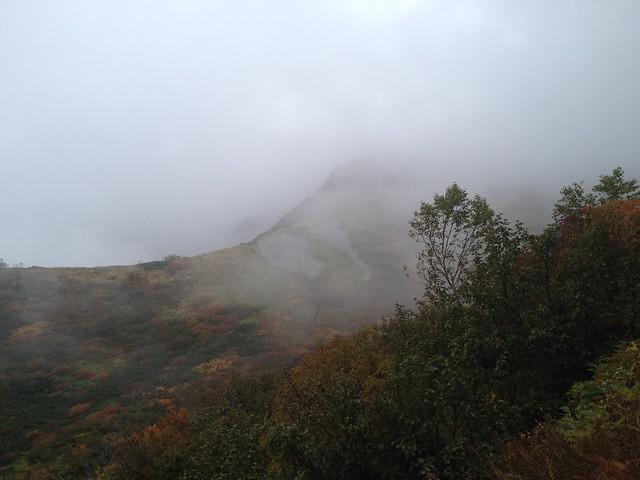 槍ヶ岳 新穂高(右俣谷)~飛騨沢ルート 千丈沢乗越