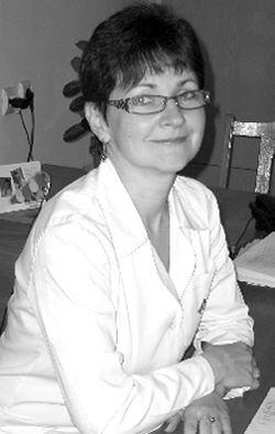 Лариса Обуховська