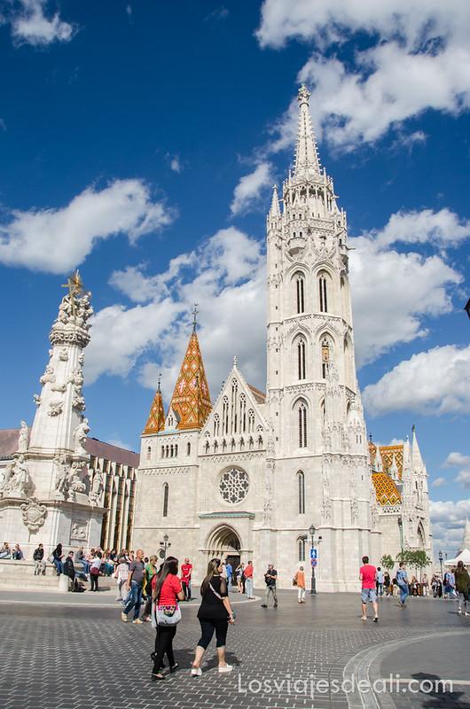 guia de Budapest monumental
