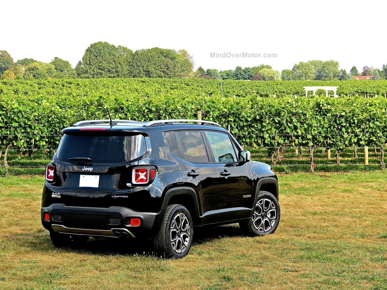 Jeep Renegade Limited Review The Italians Have Made A