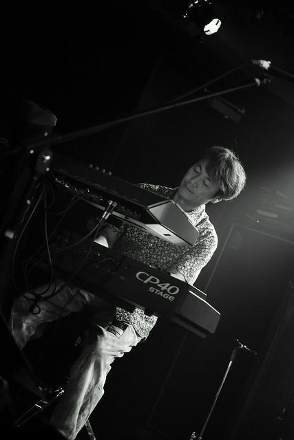 CABU live at 獅子王, Tokyo, 21 Sep 2015. 189