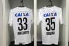 Camisas Sereias da Vila by Santos Futebol Clube