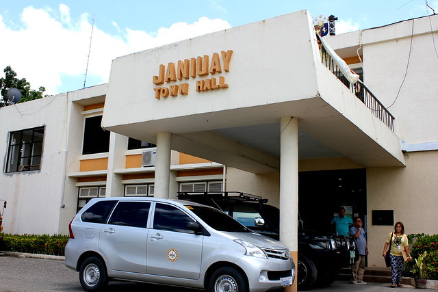 Janiuay Municipal Hall - July 2015