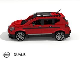 Nissan Dualis / Qashqai J10 (2007 - 2013)