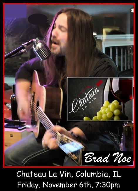 Brad Noe 11-6-15