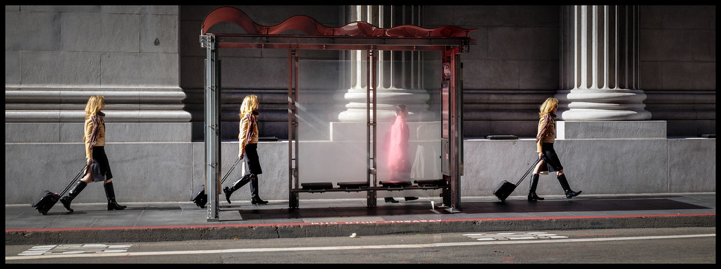 Walk My Way - San Francisco - 2015