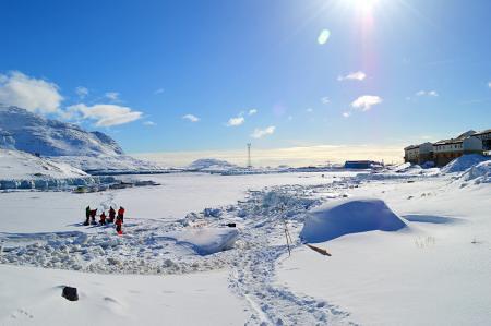 Pruebas de SHAMU en Groenlandia