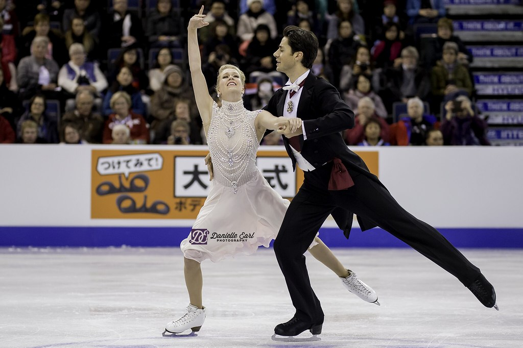Skate Canada International Short Dance