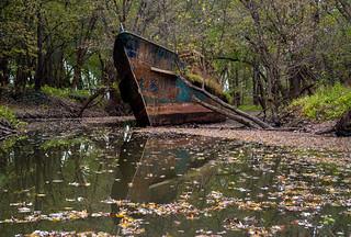 Kentucky Ghost Ship