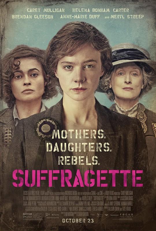 Suffragette - Poster 6