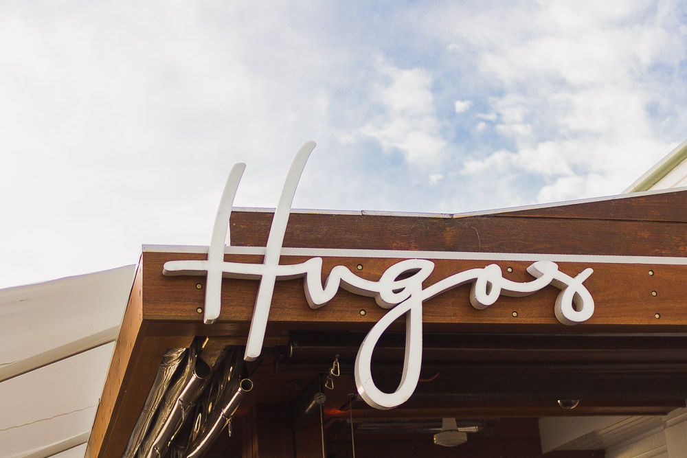 hugo's Manly best pizza in Sydney