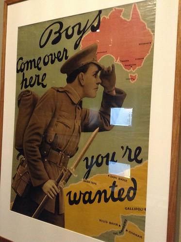 WWI post