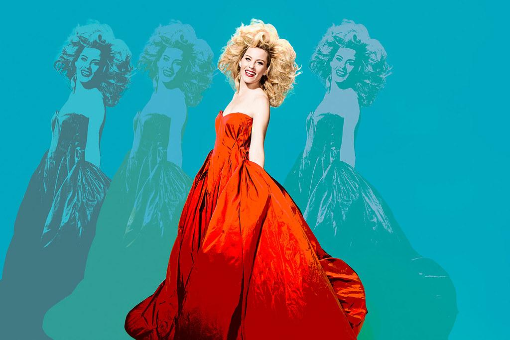 Элизабет Бэнкс — Фотосессия для «SNL» 2015 – 3