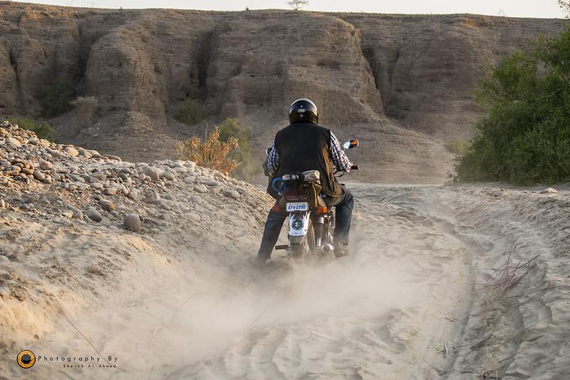 Trip to Cave City (Gondhrani) & Shirin Farhad Shrine (Awaran Road) on Bikes - 23208183452 521047daf5 c