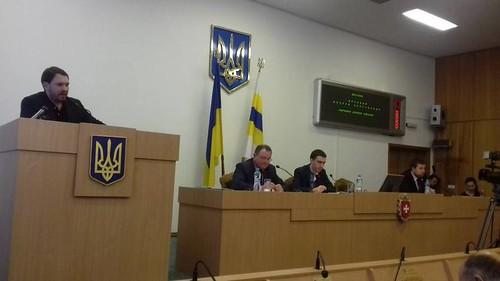 Рівненські депутати дали поради Порошенку,Яценюку та Гройсману