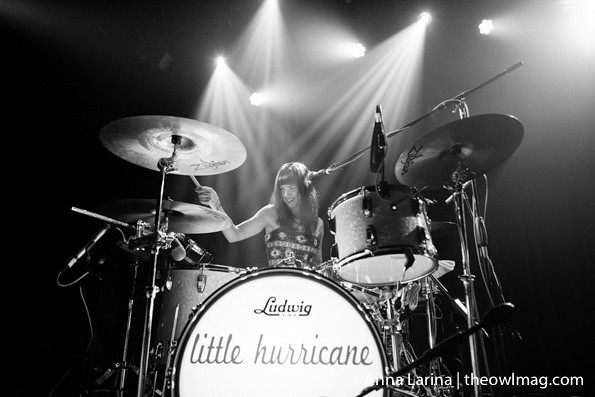 Little Hurricane @ The Independent SF, 120215 12