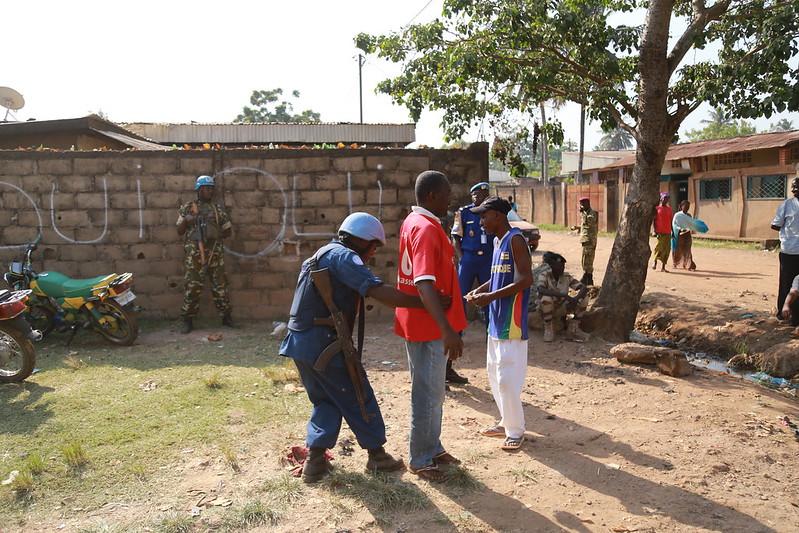 Intervention militaire en Centrafrique - Opération Sangaris - Page 21 23431614040_920aa23b43_c