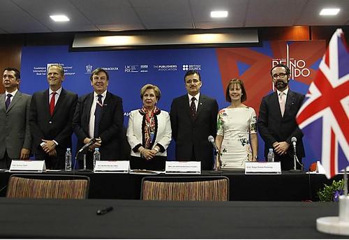 México y Reino Unido promueven la cooperación académica a través de la Cátedra Itinerante