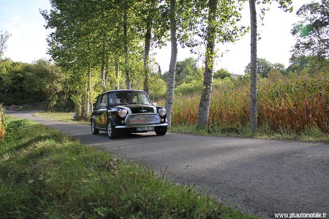 Circuit des Remparts 2010 - Austin Mini
