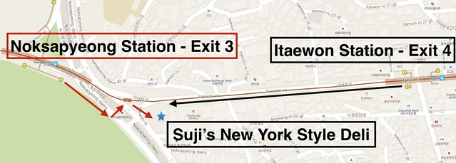 Suji's Directions