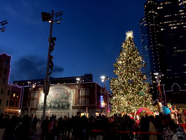 Sundance Square Christmas