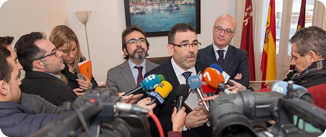 En seis meses se decidirá el emplazamiento de la ZAL de Cartagena