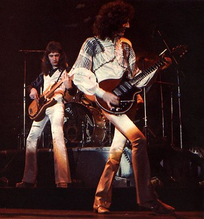 Queen live a Santa Monica - 1976