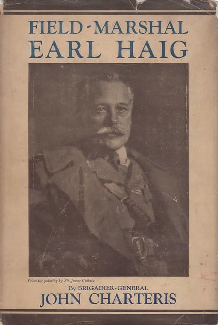 Field-Marshal Earl Haig