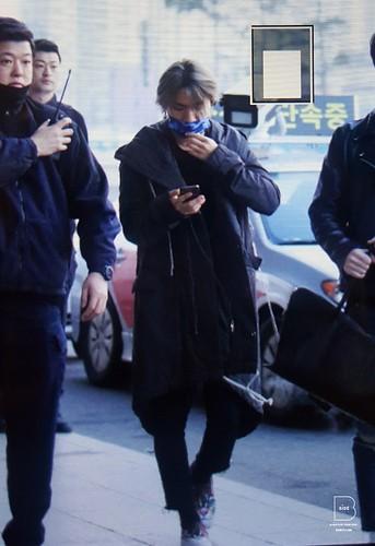 BIGBANG departure Seoul to Osaka 2016-12-27 (28)