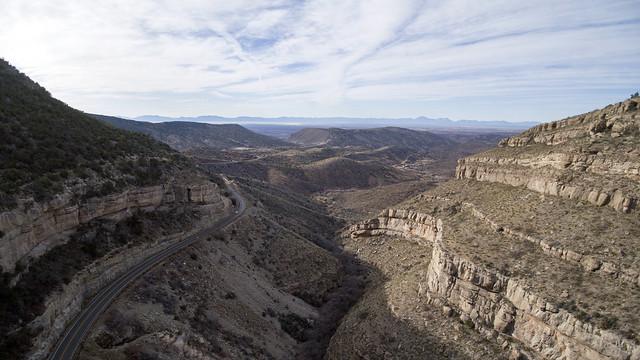 Fresnal Canyon