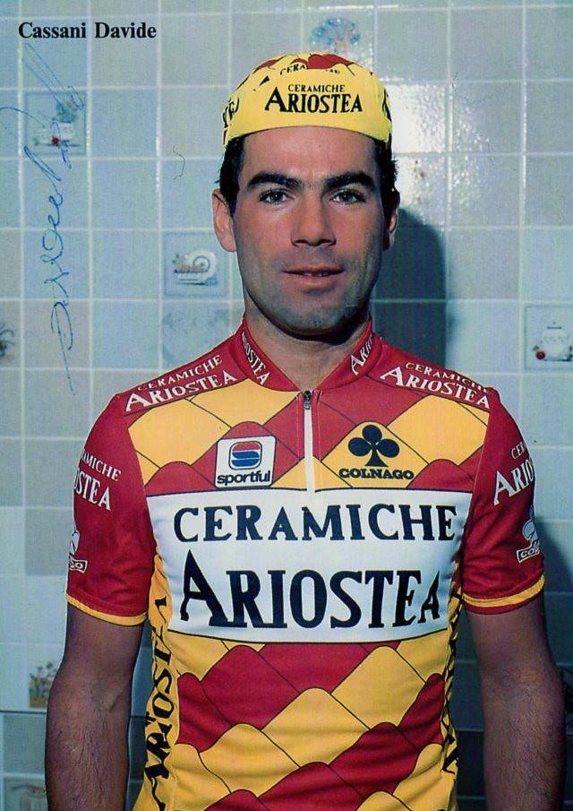 Davide Cassani - Ceramiche Ariostea 1992