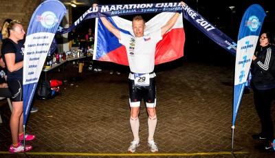 ROZHOVOR: Až se bude konat maraton na měsíci, budu první přihlášený, říká Petr Vabroušek
