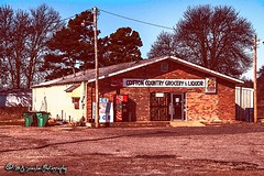 Cotton Country Grocery | Main Street | Crawfordsville, Arkansas